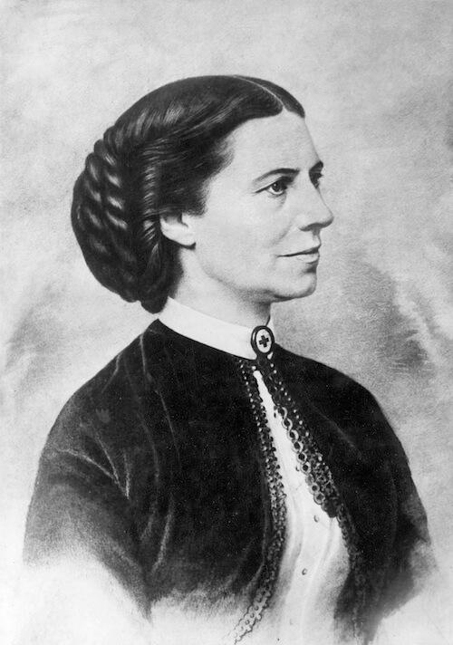 9-Clara-Barton-1821–1912
