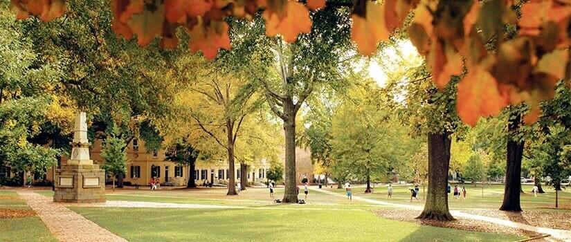 University of Southh Carolina